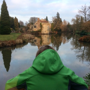 Scotney Castle, The National Trust - Lamberhurst, Kent, England, UK - Sensational Learning with Penguin #homeed #homeschool #excursion #fieldtrip #placestovisitinKent #daysout