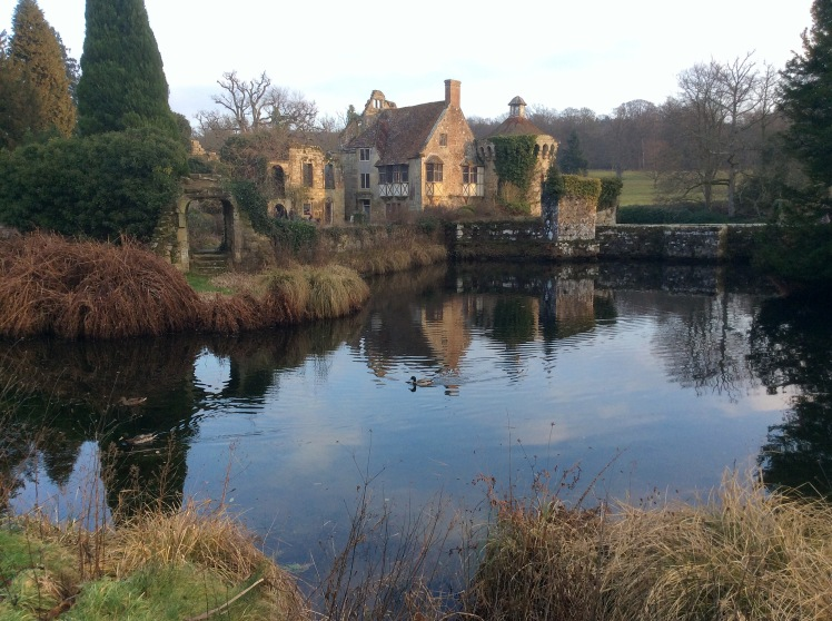 Scotney Castle - Sensational Learning with Penguin - 1