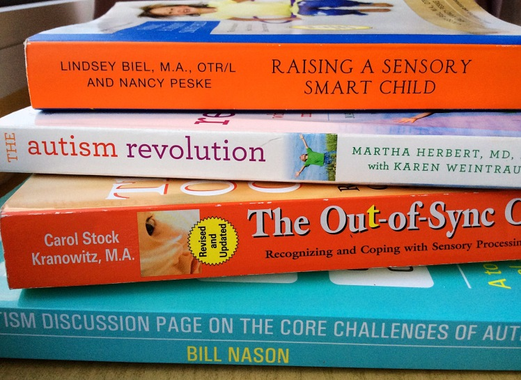 5 brilliant books for helping your child with autism and sensory processing disorder - Sensational Learning with Penguin