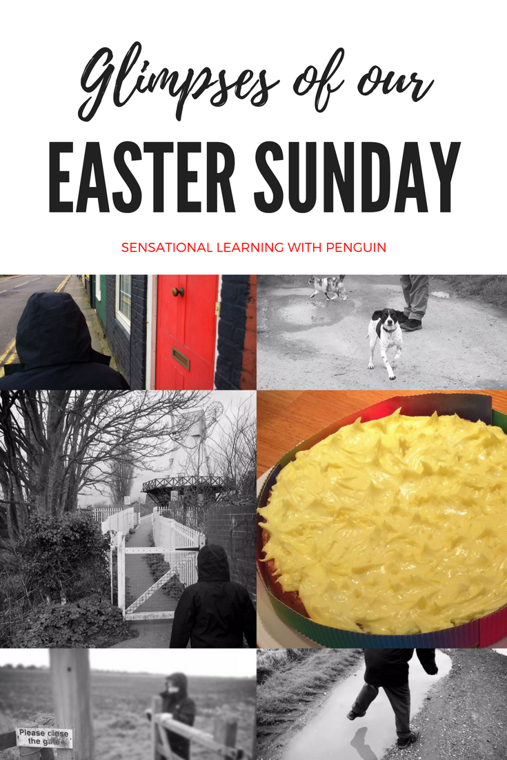 Glimpses of our Easter Sunday - Sensational Learning with Penguin