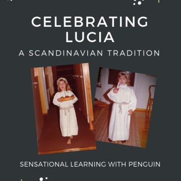 13 December is St Lucy's Day, and in Scandinavia, this is celebrated with candle lit Lucia processions, saffron buns, gingerbread and mulled wine. #Scandinavian #Traditions #Advent #Christmas #WinterSolstice